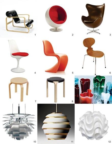 Dise o escandinavo eterno bisiesto for Alvar aalto muebles